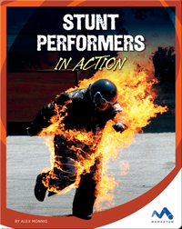 Stunt Performers in Action