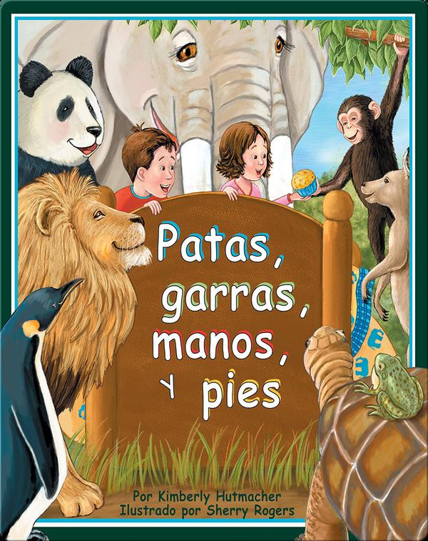 Patas, Garras, Manos, y Pies