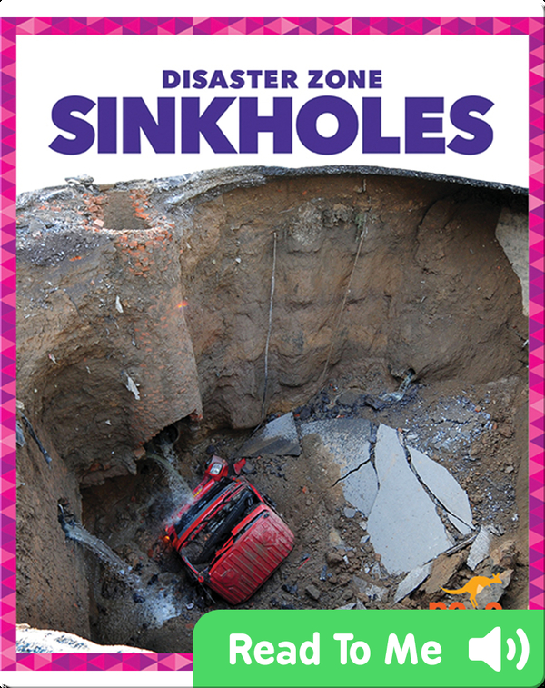 Disaster Zone: Sinkholes