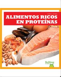 Vida Sana: Alimentos Ricos en Proteínas
