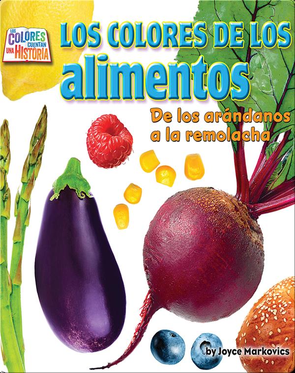 Los coloresde los alimentos