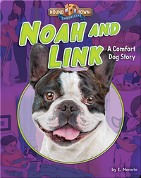 Noah and Link: A Comfort Dog Story
