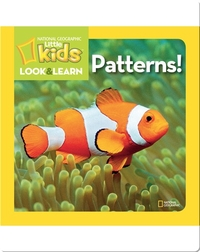 National Geographic Kids Look and Learn: Patterns!