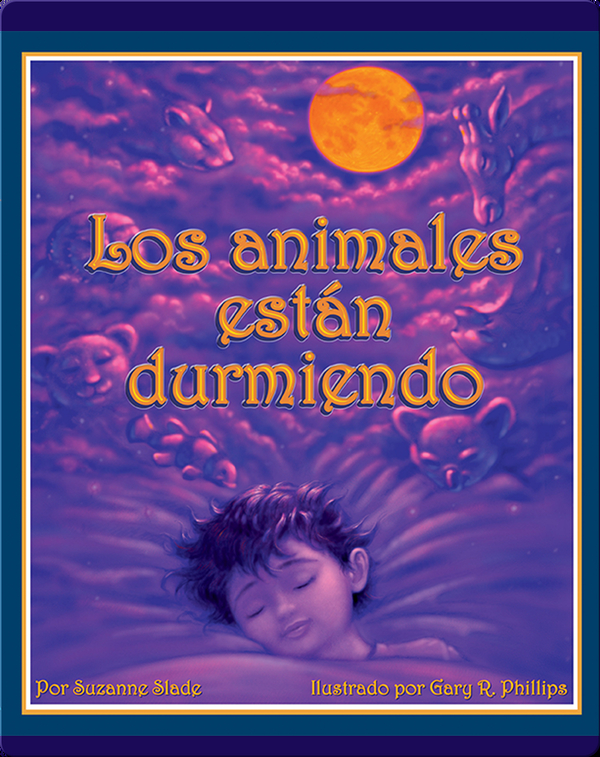 Los animales están durmiendo
