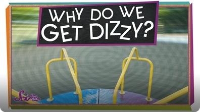 SciShow Kids: Why Do We Get Dizzy?