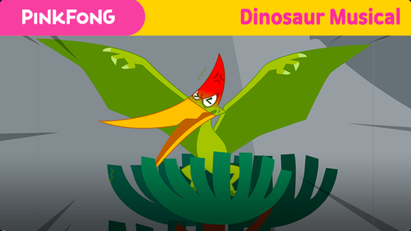 (Dinosaur Musical) Pteranodon, the Chatterbox