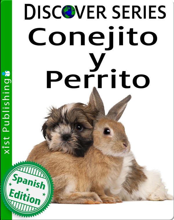 Bunny & Puppy / Conejito y Perrito