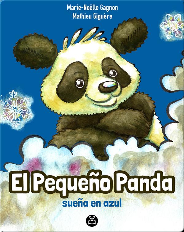 El Pequeño Panda sueña en azul
