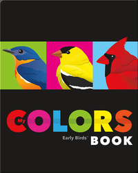 My Colors Book (Early Birds Learning)
