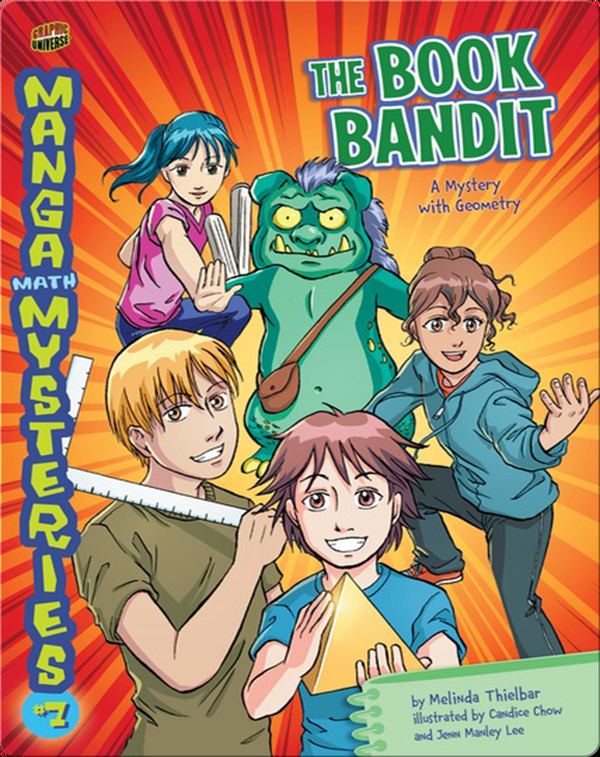 #7 The Book Bandit: A Mystery with Geometry