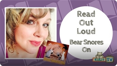 Read Out Loud | Karma Wilson Reads BEAR SNORES ON