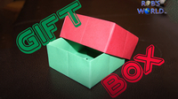 Origami Gift Box with Cover (Easy)