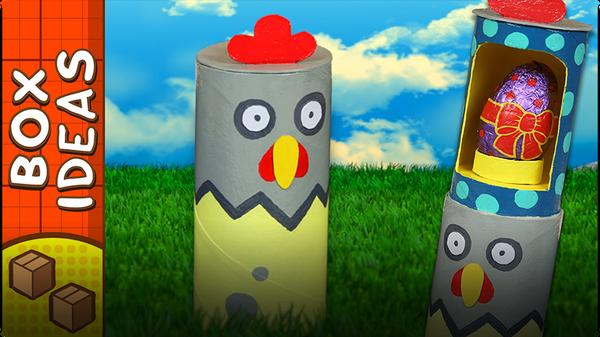 Easter Chicken Surprise