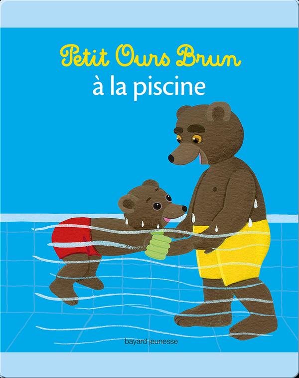 Petit Ours Brun à la piscine - livre sonore
