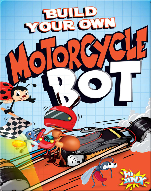 Build Your Own Motorcycle Bot