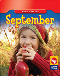 Months of the Year: September