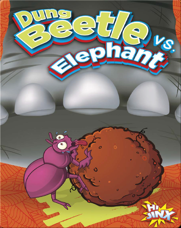 Dung Beetle vs. Elephant