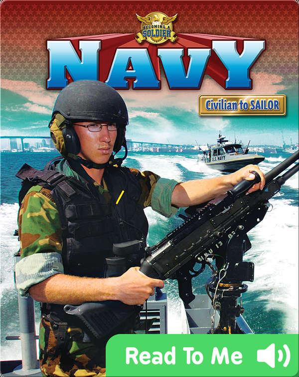 Navy: Civilian to Sailor