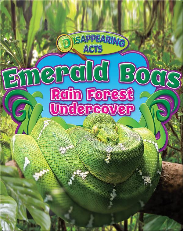 Emerald Boas: Rain Forest Undercover