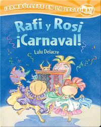 Rafi y Rosi ¡Carnaval!