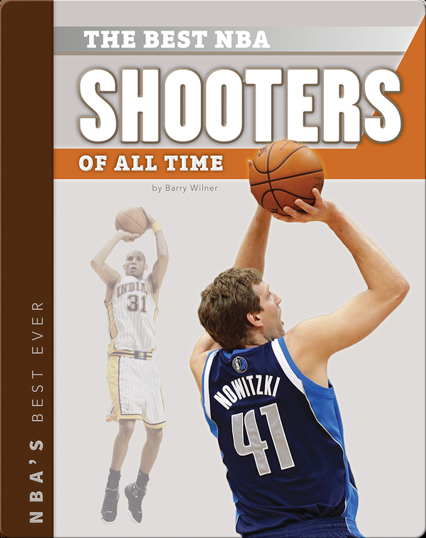 Best NBA Shooters of All Time