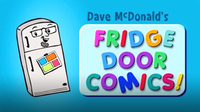 Kids Make Comics #5: Making Fridge Door Comics!