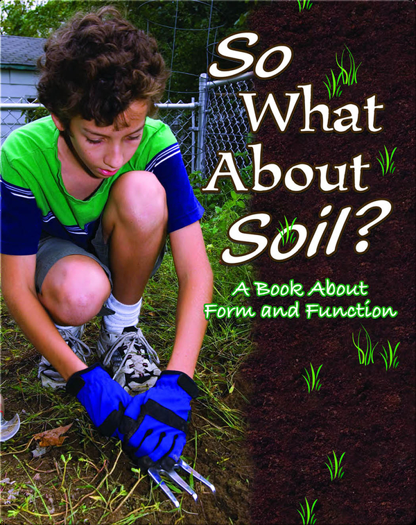 So What About Soil? A Book About Form And Function