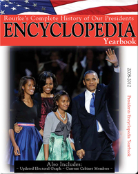 Presidents Encyclopedia Yearbook