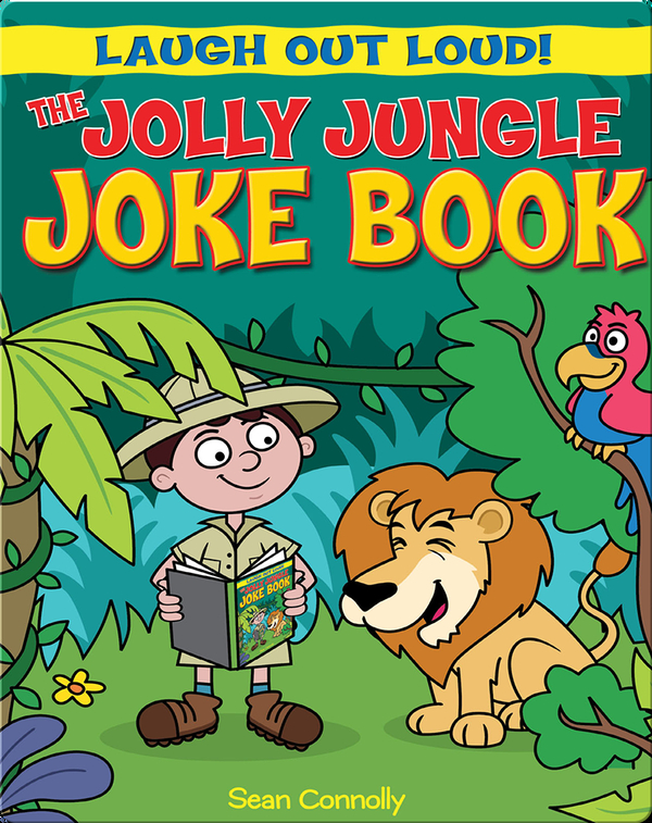 The Jolly Jungle Joke Book