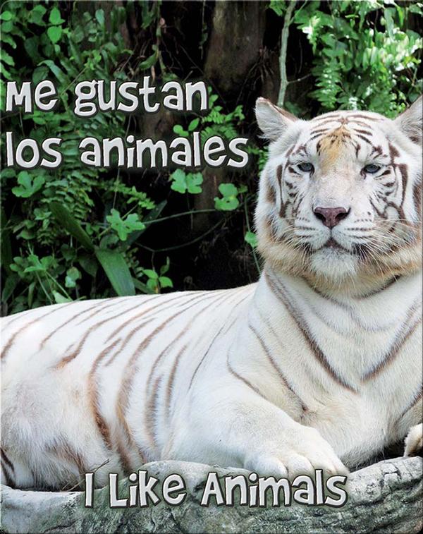 Me Gustan Los Animales  (I Like Animals)
