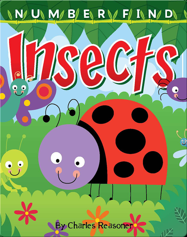 Number Find: Insects