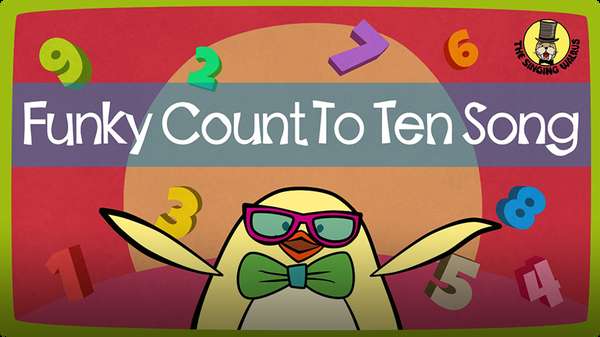 Funky Count 1-10 Song