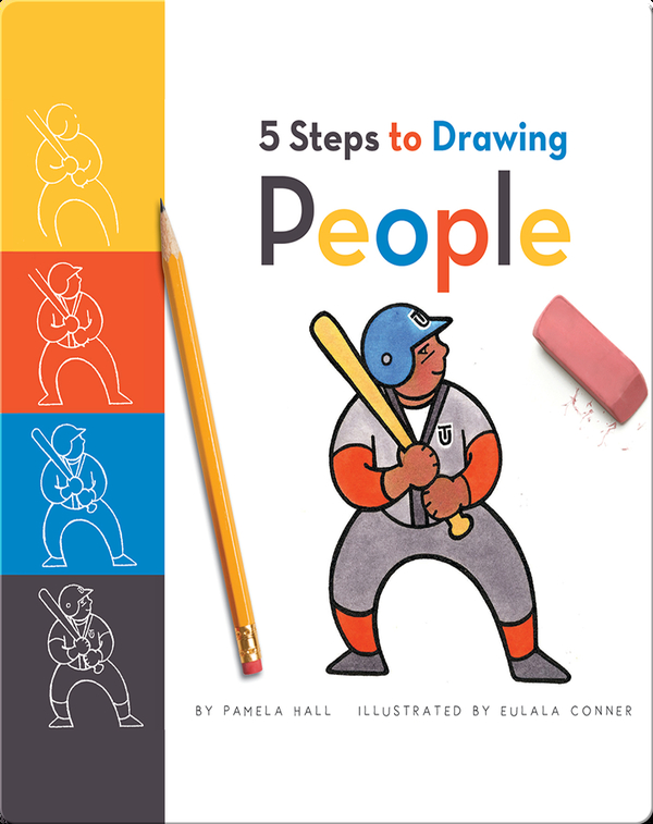 5 Steps to Drawing People
