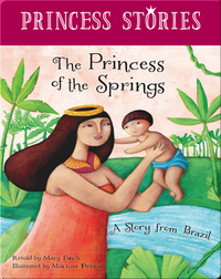 Princess Stories: Princess of the Springs