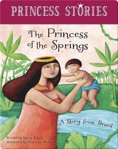 Princess Stories: Princess of the Springs