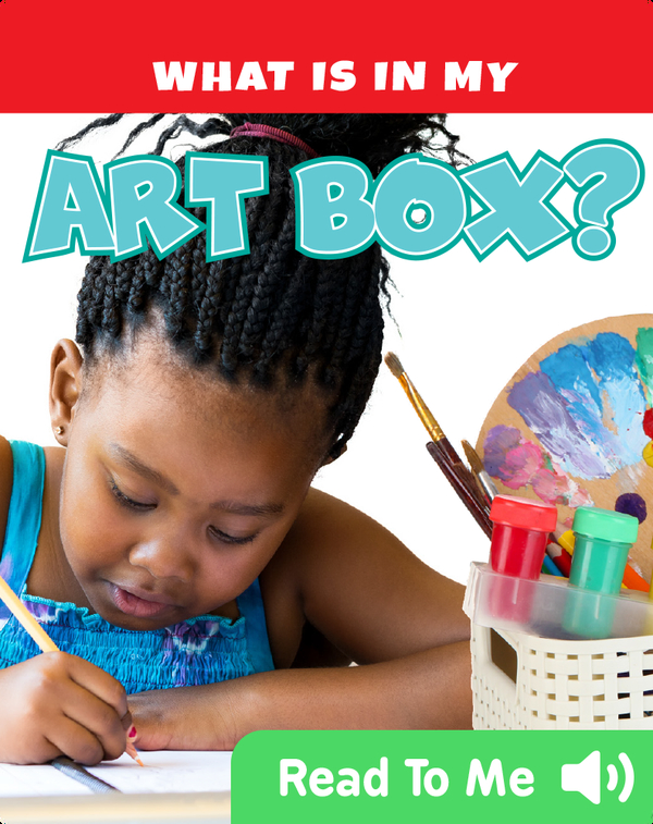 What's In My Art Box?