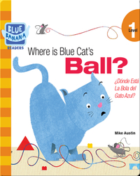 Where Is Blue Cat's Ball