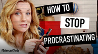 How to Stop Procrastinating | Science of Study