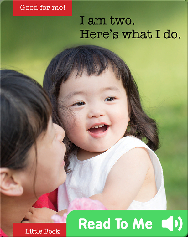 I am two. Here's what I do.