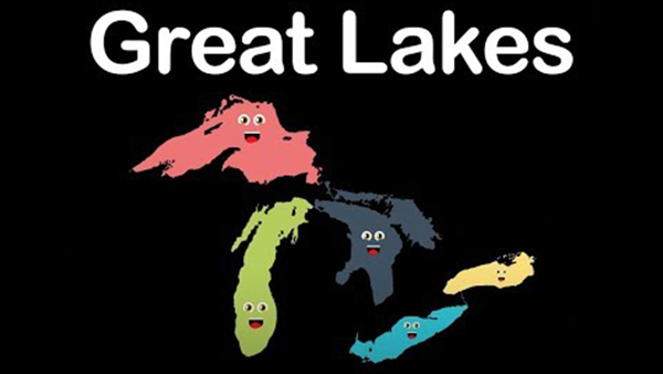 Great Lakes Geography Song