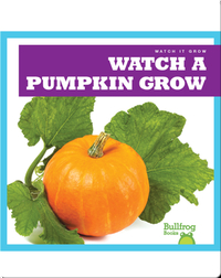 Watch a Pumpkin Grow
