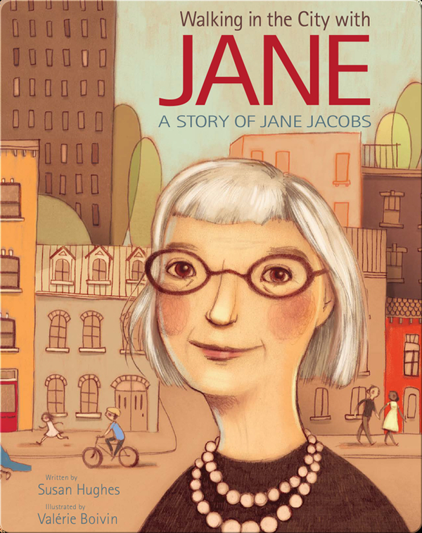 Walking in the City with Jane