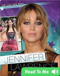 Jennifer Lawrence: The Hunger Games' Girl on Fire