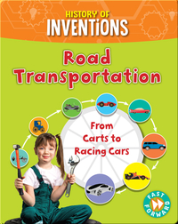 Road Transportation: From Carts to Racing Cars
