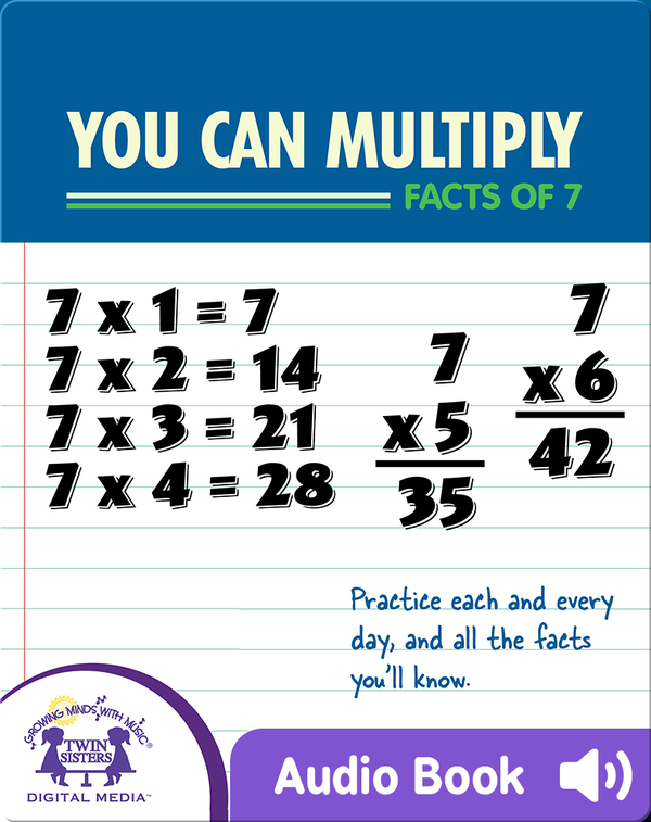 You Can Multiply Facts of 7