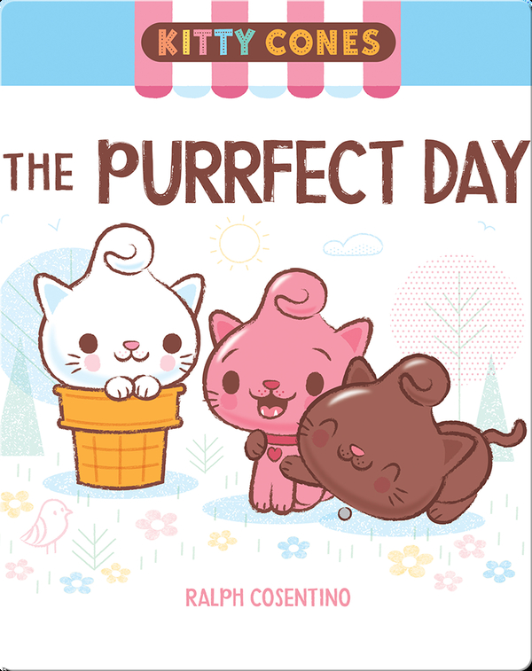 Kitty Cones: The Purrfect Day