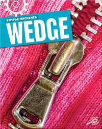 Simple Machines: Wedge