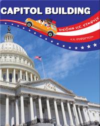 Visiting U.S. Symbols: Capitol Building