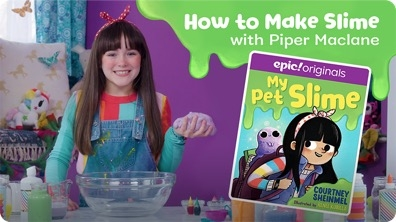 How to Make Slime with Piper Maclane