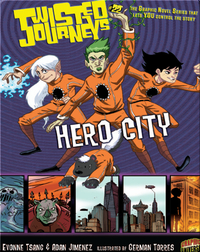 Hero City (Twisted Journeys)